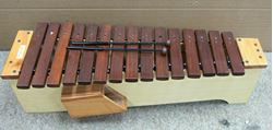 Picture of PERIPOLE-BERGERAULT ALTO DIATONIC XYLOPHONE