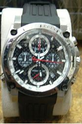 Picture of BULOVA PRECISIONIST 300M 1-1000 CHRONOGRAPH TACHYMETER WATCH