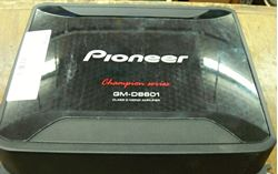 Picture of PIONEER GM-D8601 CLASS D MONO AMPLIFIER CHAMPIONSHIP SERIES