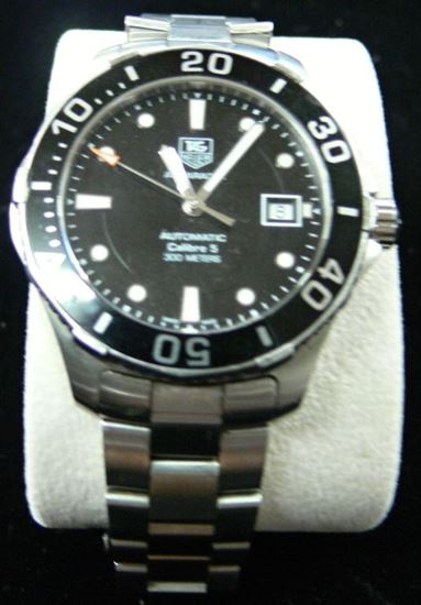 Picture of TAG HEUER AUTOMATIC CALIBRE 5 300 METERS WATCH